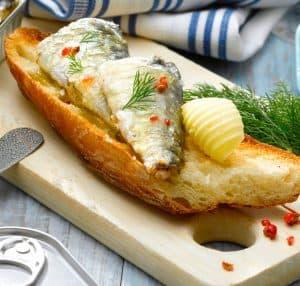 sardine-recette
