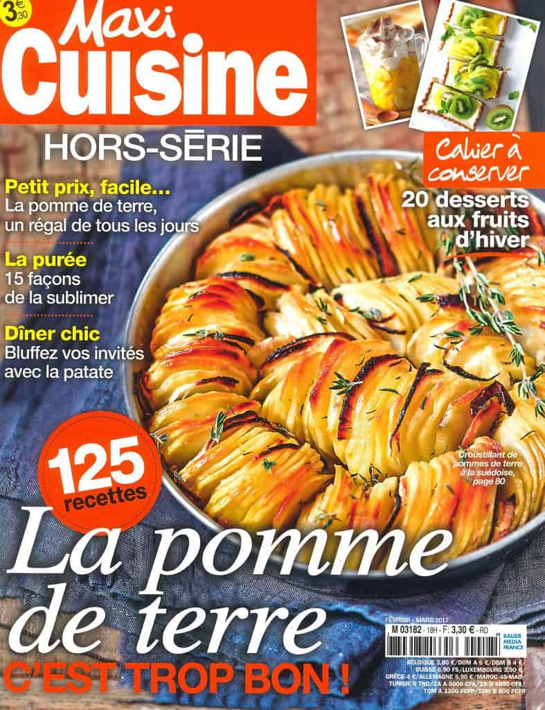 le magazine maxi cuisine et ses recettes aux conserves de poissons conserves de poissons. Black Bedroom Furniture Sets. Home Design Ideas