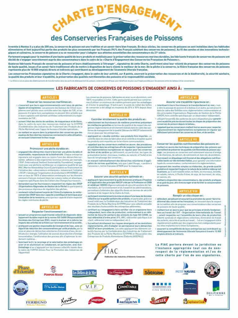la charte conserve 2015 - BD